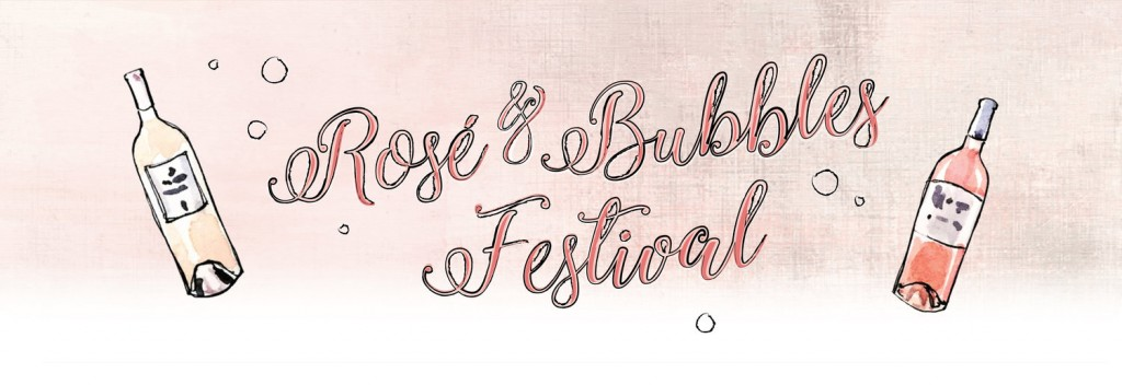 Rose & Bubbles_wineLA Banner