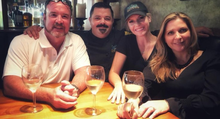 Cass Winery Dinner: Ted Plemons + 5 Courses + 5 Wines