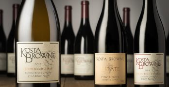 Kosta Browne Announces 'Chef Series' Winery Dinners
