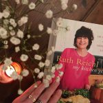 Vintage Eve Circa Jan 2015: Tender at the Bone by Ruth Reichl is more than Tender