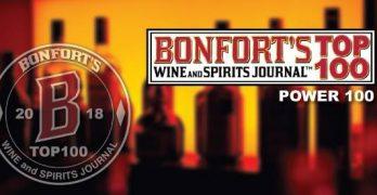 Bonfort's Wine & Spirits Journal Announces Top 100 Wineries For 2019