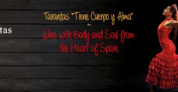 Vintage Eve 3/2016: Tasting Tarantas Wines