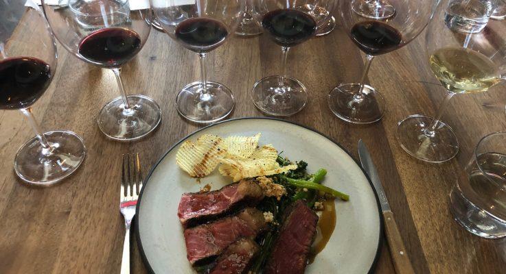 Spain's Greatest Destination Winery: Abadia Retuerta LeDomaine Part Two – The Pairing
