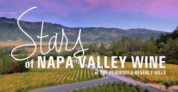 STARS of Napa Valley Wine Returns to LA March 13th