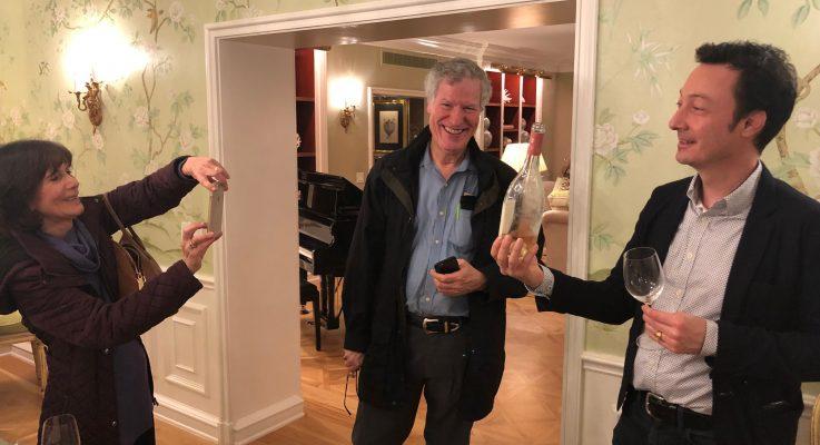 Tasting 2018 Provence Rose Estates with Winemaker Alexis Cornu
