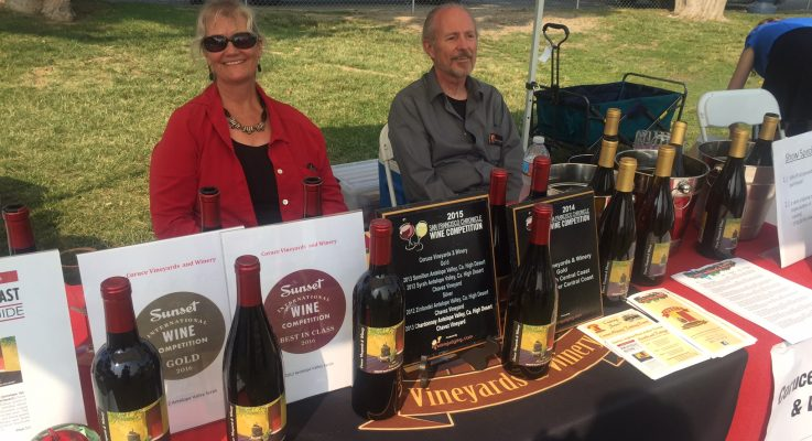Vintage Eve Circa 7/2016: The 2016 Long Beach Grand Cru Public Tasting and Fundraiser