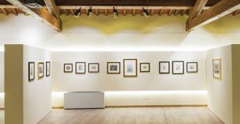 Bacchus and Venus: New Exhibition at the Il Borro Vino and Arte Gallery