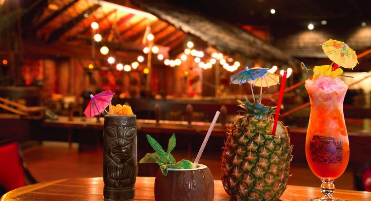 Where to Experience Tiki Bar Culture in and near San Francisco