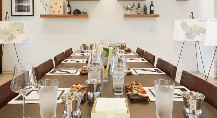 Kerrin Laz's Wine Tasting Room at CIA Copia Launches Daily Open House Hours