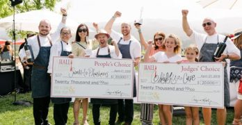 HALL Wines Cabernet Cookoff Raises $1,000,000 in 10 Years for Local Non-Profits