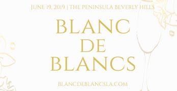 Blanc De Blancs Event June 19