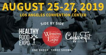 ROY CHOI AND MADELYN ALFANO TO RECEIVE AWARDS AT THE WESTERN FOODSERVICE & HOSPITALITY EXPO