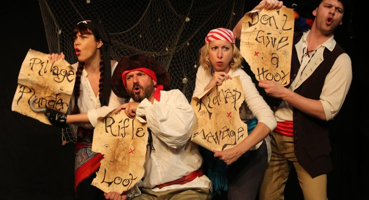 THE IMBIBLE Announces The 2019 Return of RUM AND PIRATES