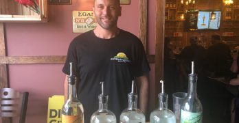 Visiting, Tasting and Learning From Citrus Grove Distillers