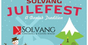 Solvang Announces Plans for Annual 'Solvang Julefest' From November 30, 2019 through January 3, 2020