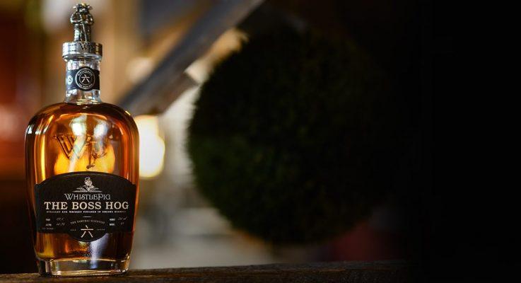 WhistlePig Rye Whiskey The Boss Hog 六 Edition ‒ The Samurai Scientist