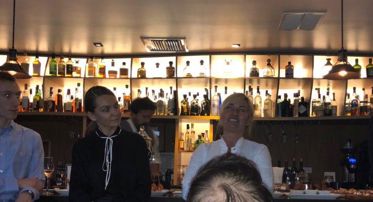 Casanova di Neri Wine + Chef Giancarla Bodoni at Bar Toscana = A Taste of Tuscany
