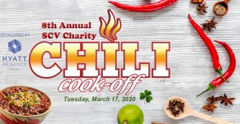 8th Annual SCV Charity Chili Cook-Off is Getting Spicy (Check out who the judges are…)