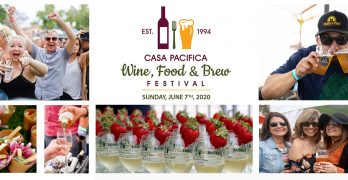Casa Pacifica's Award-Winning Angels Wine, Food & Brew Festival