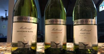 Tasting Three From Marlborough New Zealand's Waipapa Bay