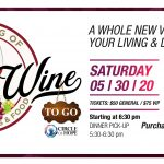 Circle Of Hope Does 180: Vine2Wine is Now Vine2Wine, To Go (Eve is Co-Chair)