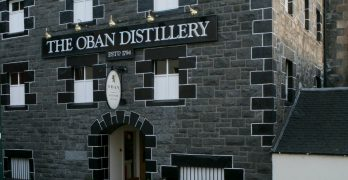 Vintage Eve Circa April 2018: Virtual Visit to The Oban Distillery Via Universal Whisky Experience