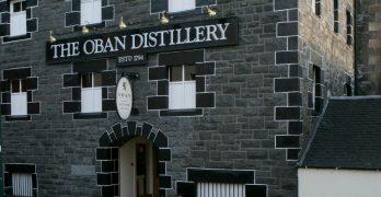 Vintage Eve Circa April 2018: Virtual Visit to The Oban Distillery Via Universal Whisky Experience