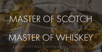 Napa Valley Wine Academy launched new Whisky and Bourbon Certification