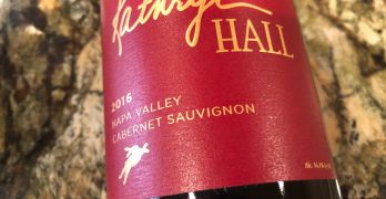 Reviewing Hall Wines At Home