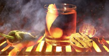 The Takeout: Smoky Cocktails You Can Make With Any Grill