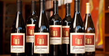 Gracianna Winery Supports Sonoma County Fire-Related Organizations by Donating 100% of Online Sales Profits