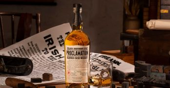 Proclamation Blended Irish Whiskey Launches In U.S. Market