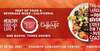 Vintage Eve Circa 8/2018: The 2018 Western Foodservice and Hospitality Expo!
