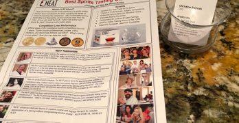 Vintage Eve Circa 7/2018: Neat Spirits Tasting in Neat Spirits Glass!