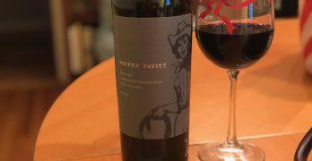 One Bottle Post: The 2015 Phifer Pavitt X Roads Cabernet Sauvignon