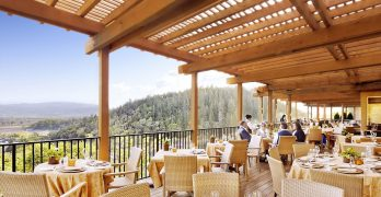 Auberge du Soleil Receives Top Honors From Forbes Travel Guide, Travel + Leisure and U.S. News and World Report