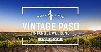 Vintage Paso: Zinfandel Weekend Returns March 19 – 21, 2021