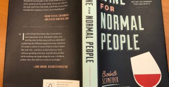 Book Review: Wine For Normal People by Elizabeth Schneider