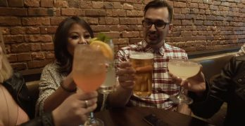 """New Mobile App GYDO """"Get Your Drink On"""" Introduces the Drink-Gifting Revolution and is Now Available Worldwide through the Apple App and Google Play Store"""