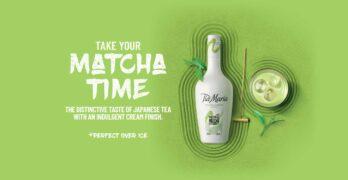 Tia Maria Expands Portfolio With The Launch Of Award-Winning Tia Maria Matcha Cream Liqueur