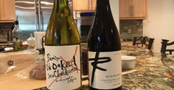 New-To-Me: Tasting Ron Rubin Winery Pinot and Chardonnay