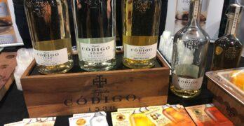 Tasting Tequila Codigo 1530 Rosa Blanco