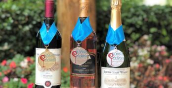 South Coast Winery Garners Awards at Wine Competition