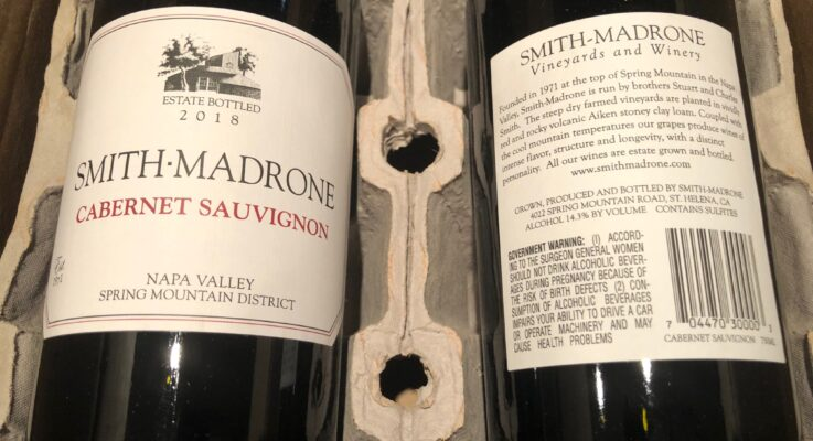 New From Smith-Madrone